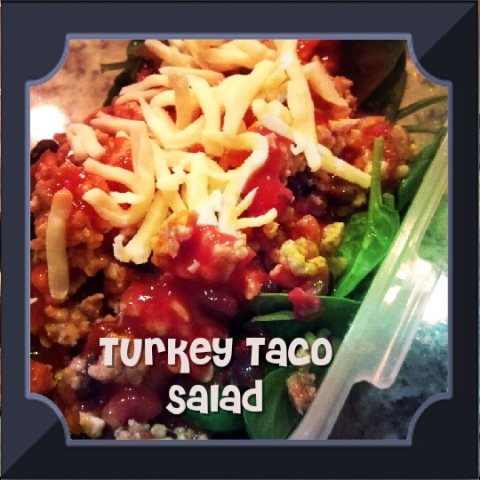 turkeytacosalad