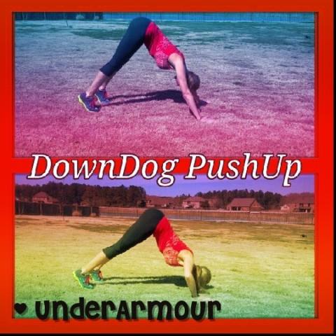 UAdowndogpushups